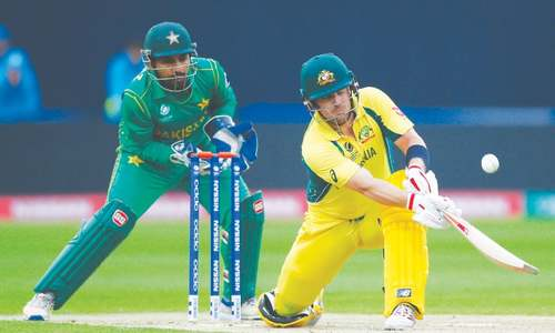 Rain ruins Pakistan's warm-up versus Australia