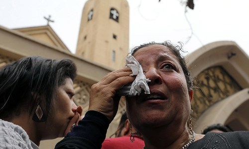 Attacks on Christians: Egyptian jets pound militants in Libya