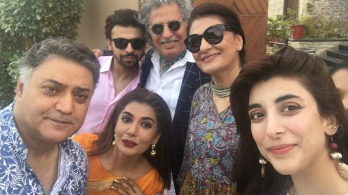 Urwa and Farhan are starring together in a Eid telefilm
