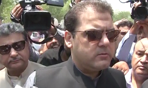 Minister says PM's son harassed by two JIT members