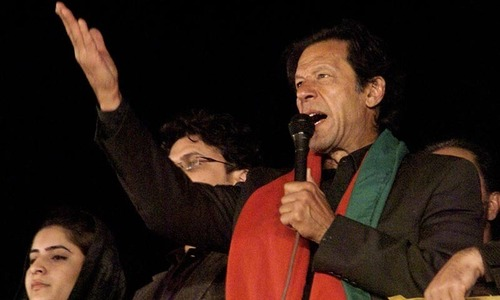 ECP rejects Imran Khan's response in contempt of court case
