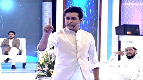 Hey Sahir Lodhi, defending Jinnah doesn't justify belittling women on TV
