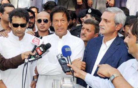 Imran Khan rules out his disqualification by SC
