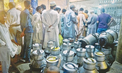 Pakistan among top three dairy producers