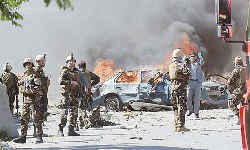 The West is indifferent to Afghanistan and Iraq's world of terror