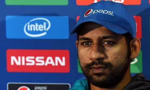 'The pressure will be on India,' says Sarfraz ahead of Champions Trophy clash