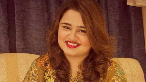 Comedian Faiza Saleem will make a cameo in film Parchi