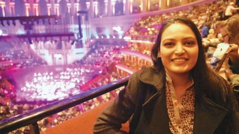 I want to show Pakistan's softer side to the world, says Sufi-opera singer Saira Peter