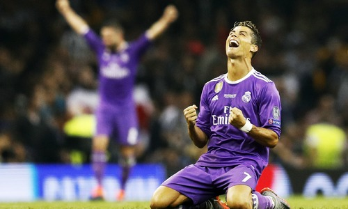 Ronaldo silences Madrid critics with 3rd Champions League title in 4 years