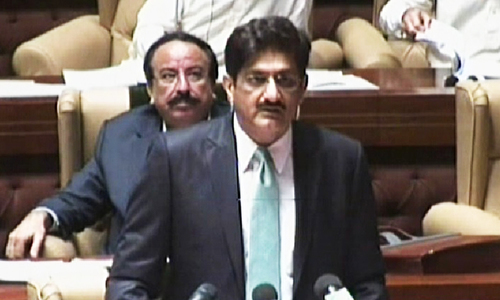 Over Rs1 trillion Sindh budget today