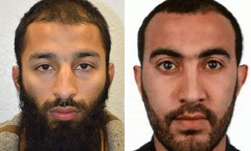 UK police name two London attackers, say one previously known to them