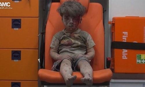 دنیا کو تڑپانے والا یہ بچہ اب کس حال میں ہے؟