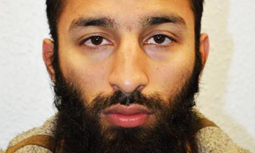London attacker identified as Pakistani-born British man previously known to police, MI5