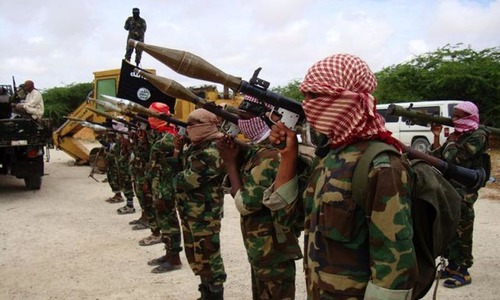 Nearly 70 dead in Al-Shabaab attack on Somalia military base