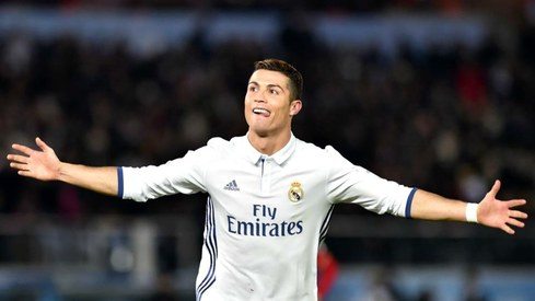 Real Madrid star Cristiano Ronaldo top paid athlete according to Forbes