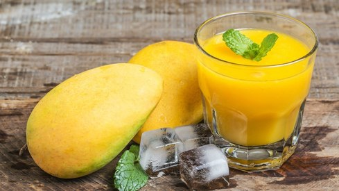 Food Stories: Mango Juice