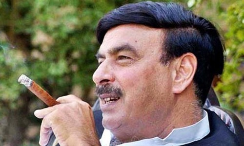 How to be Sheikh Rashid (in 11 easy steps)