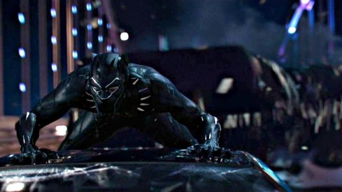 Black Panther is going to be more intense than your average Marvel movie