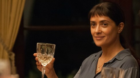 Salma Hayek's Beatriz at Dinner is a movie made for the Trump-Era