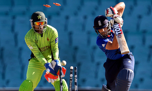Champions Trophy: Pakistan and Sri Lanka set for 'quarter-final'