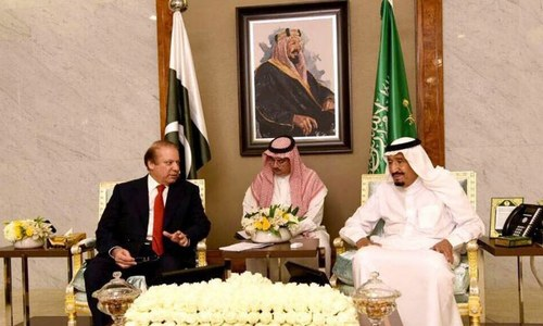 Middle East crisis: PM meets Saudi king in Jeddah