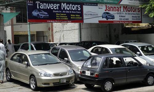 Car sales increase, pushing up imports of CKD kits