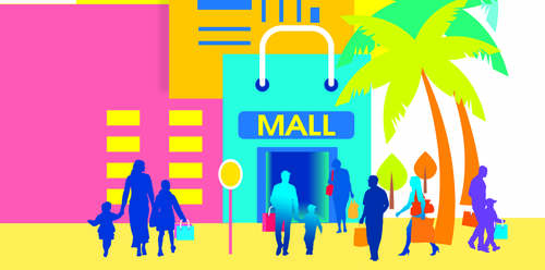 Retail revs up