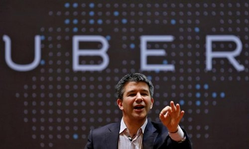 Uber CEO Kalanick likely to take leave, SVP Michael out
