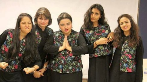 A long night of laughter raises money for the Edhi Foundation