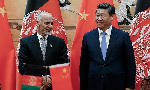 In a first, China seeks to mediate between Pakistan, Afghanistan