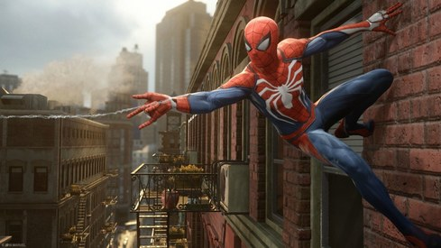Sony reigns this year's Electronic Entertainment Expo with PS4 exclusives like Spider-Man