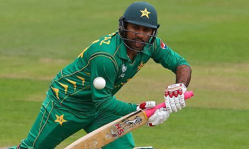 No one thought Pakistan will reach the final, says proud Sarfraz