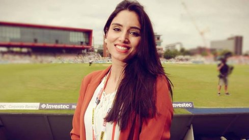 10 questions with Zainab Abbas, Pakistan's rising cricket expert
