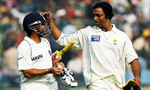 It's personal: five memorable India-Pakistan cricketing spats