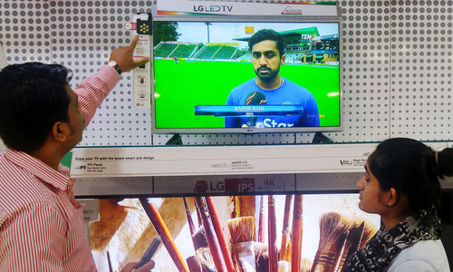 TV ad rates rocket ahead of India, Pakistan final