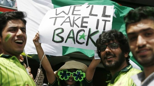 Twitter agrees that a Pakistan-India cricket match is the biggest deal ever