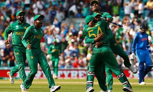 5 key moments that propelled Pakistan to Champions Trophy glory