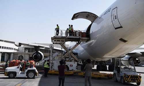 Afghanistan-India Air Corridor opens with first cargo flight