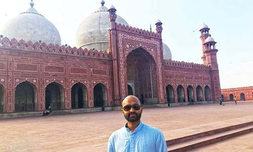 As an Indian visiting Pakistan for the first time, I discovered I had another home