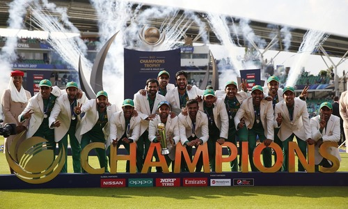 The eclectic XI who made history for Pakistan at the Oval