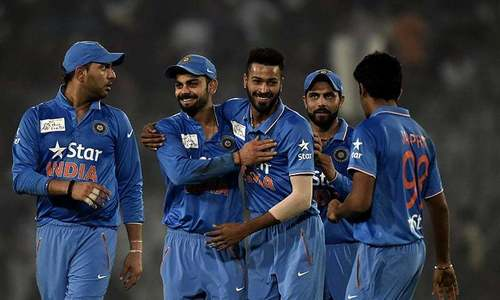 Indian squad reaches West Indies, without coach