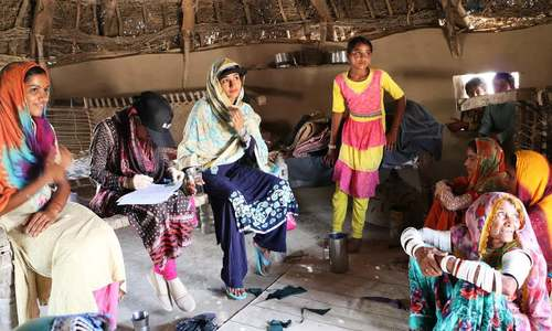 Thari women to make history by driving 60-tonne dump trucks in coal fields