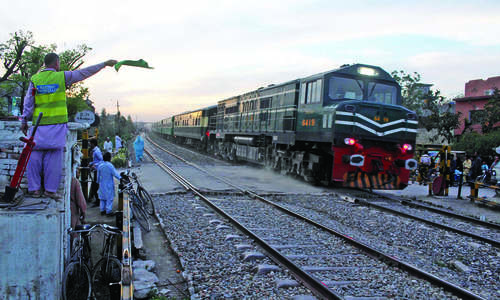 Pakistan Railways to introduce solar-powered traffic signalling system