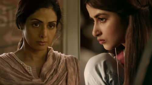 Mom's second trailer is a glimpse into Sri Devi's inner turmoil