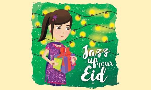 Jazz up your Eid