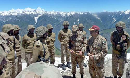 Pak Army troops' level of preparedness hailed