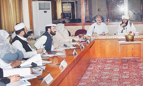 KP, Fata  MNAs seek more debate on Rewaj Bill