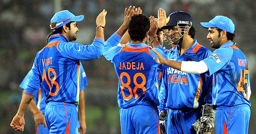Rain halts WI-India series opener