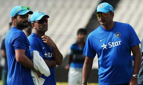 'New India coach should get along with Kohli'