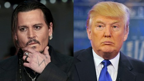 Johnny Depp apologises for Trump assassination joke